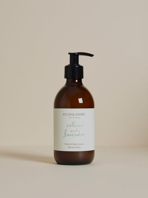 Plum and Ashby Hand Body Lotion