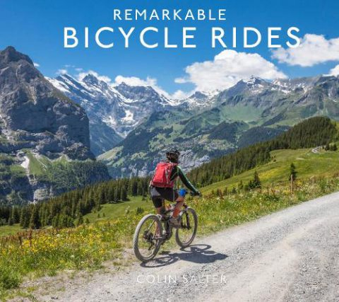 Remarkable Bicycle Rides Book