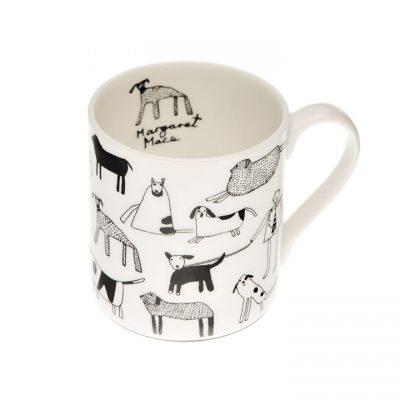Arthouse Unlimited Dog Mug