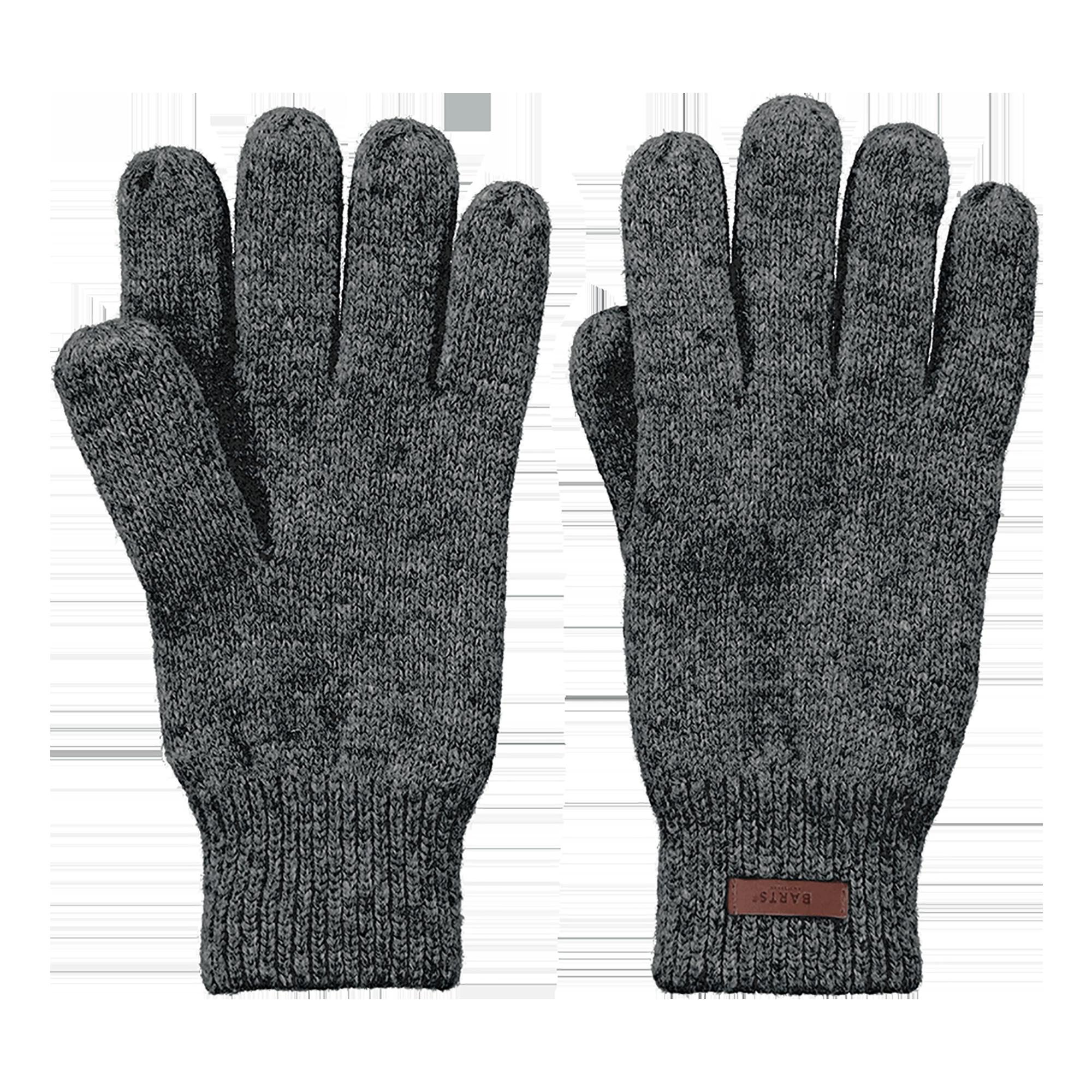 Barts Charcoal Haakon Gloves