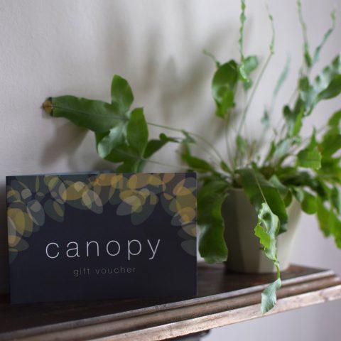 Canopy Gift Voucher