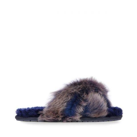 Emu Mayberry Lava Slipper
