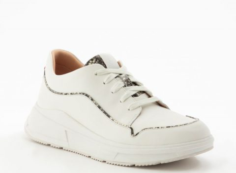 Fitflop Freya Leather Trainers