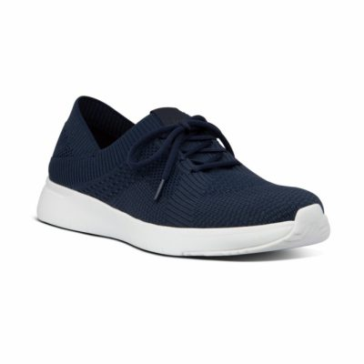 Fitflop Marble Knit Sneakers