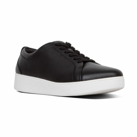 Fitflop Rally Leather Trainers