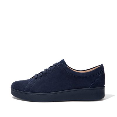 Fitflop Rally Suede Trainers