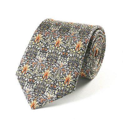 Morris Snakeshead Silk Tie