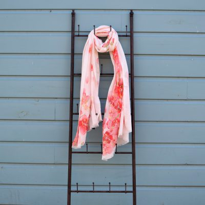 Fraas Blossoming Flowers Scarf