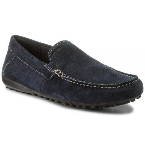 Geox Snake Moccasin Loafer