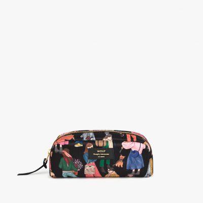 Wouf Girls Makeup Bag