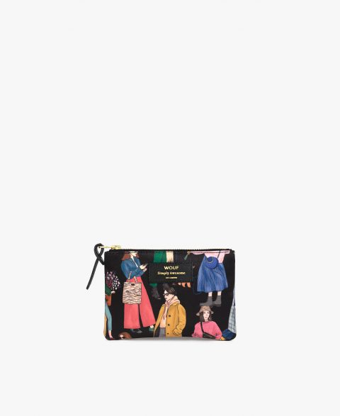 Wouf Girls Small Pouch