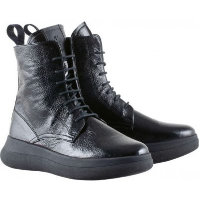 Hogl Patent Chunky Boot