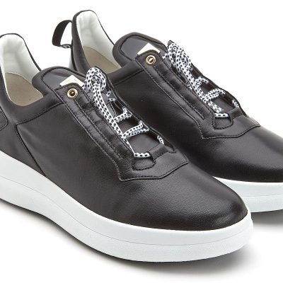 Hogl Black Goodly Sneakers