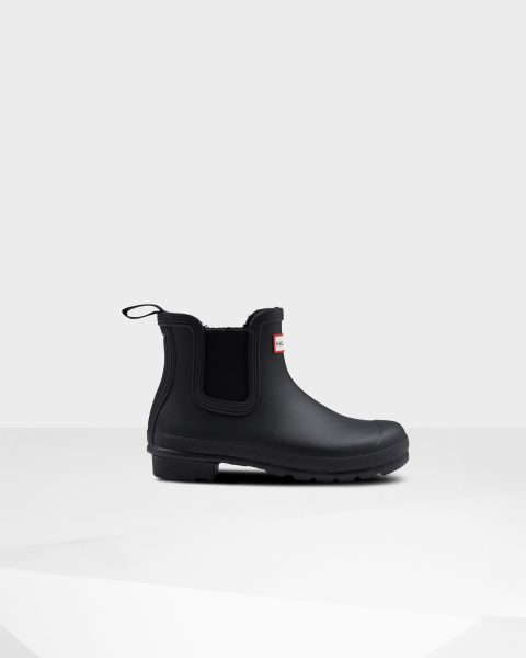 Hunter Insulated Chelsea Boot
