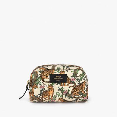 Wouf Lazy Jungle Makeup Bag