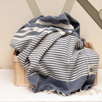 MadeAtHand Stripy Towel