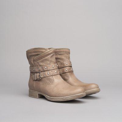 NeroGiardini Leather Booties