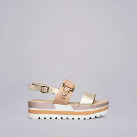 NeroGiardini Platform Sandals