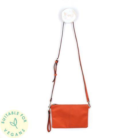 POM Vegan Clutch Bag