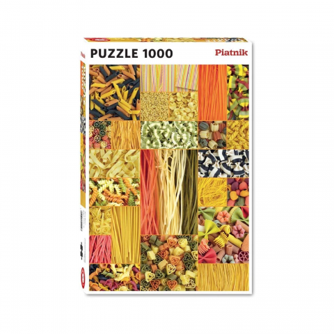 Piatnik 1000pc Pasta Puzzle