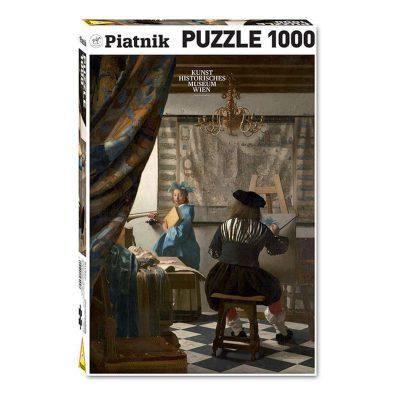 Piatnik 1000pc Vermeer Puzzle