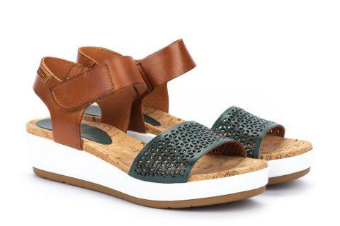 Pikolinos Mykonos Wedge Sandals
