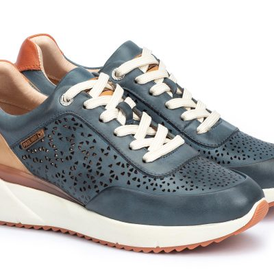 Pikolinos Sella Leather Trainers