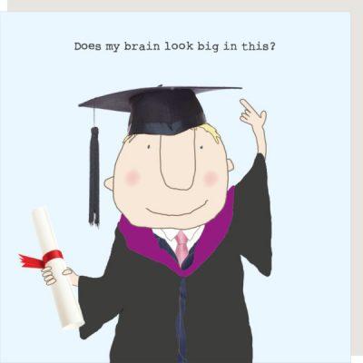 Boy Graduation Card