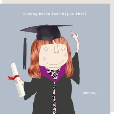 Girl Graduation Card