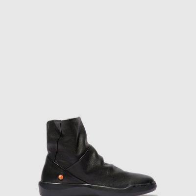 Softinos Zip Ankle Boots