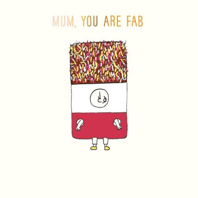 Mum Fab Card