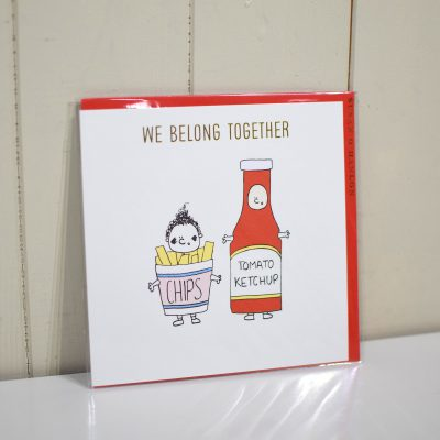 We Belong Together Card