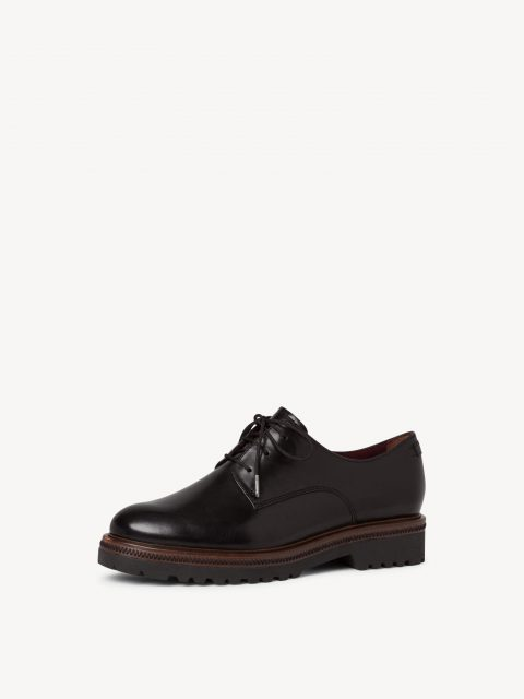 Tamaris Leather Low Shoes