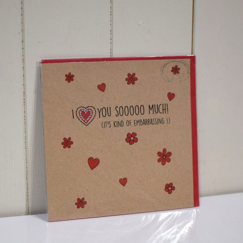 Loved Up Card