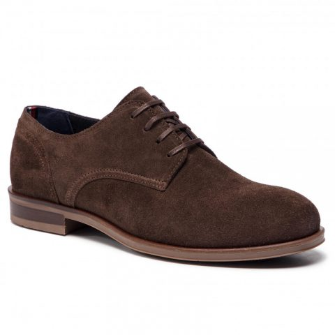 Tommy Hilfiger Suede Shoe