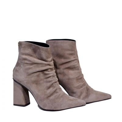 Marian Heeled Ankle Boots