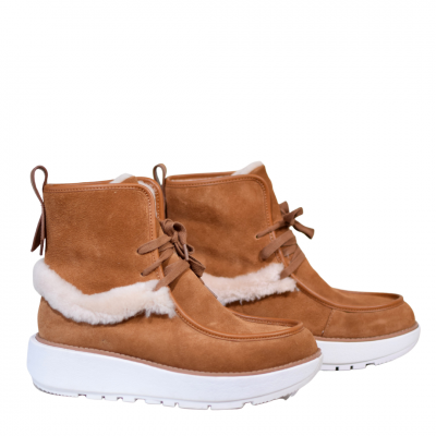 Fitflop Nyssa Suede Boots
