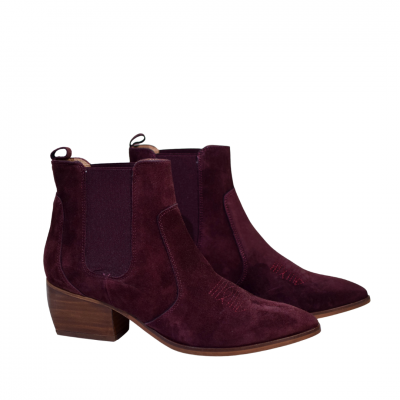 Marian Western Style Boots