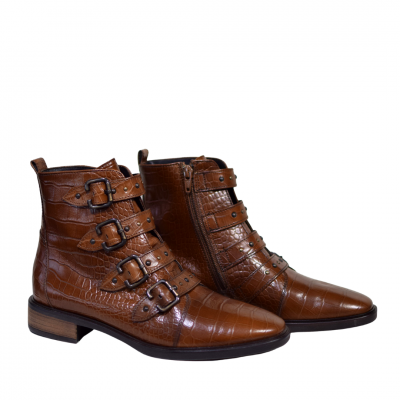 Paul Green Crocodile Boots