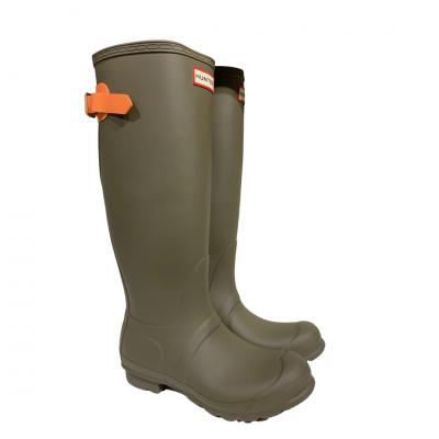 Hunter Back Adjustable Wellington Boots