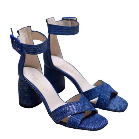 Marian Block Heel
