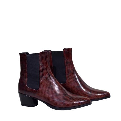 Vagabond Lara Embossed Boots