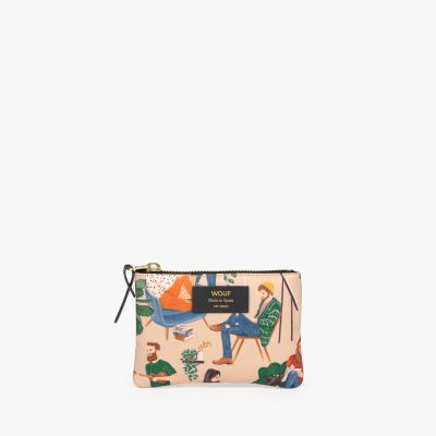 Wouf Cozy Small Pouch
